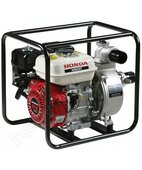 Бензиновая мотопомпа Honda WB20XT3DRX (для слабозагрязненной воды)