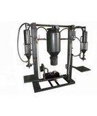 СЗП-04 станция зарядная порошковая (1-100 кг) на два рабочих места, 380 В, производительность 1400 кг/час
