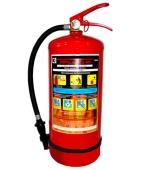 Огнетушитель воздушно-пенный ОВП-4 (з) AB (Заряженный)