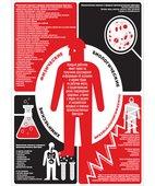 Плакат «Опасные и вредные производственные факторы» (841 х 594 мм)