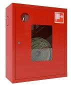 Шкаф пожарный ШПК-310НО (навесной,откр.),белый/красный, универсальный