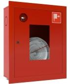 Шкаф пожарный ШПК-310ВО (встр.,откр.),белый/красный, тип:Пр/Лев