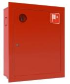 Шкаф пожарный ШПК-310ВЗ (встр.,закр.),белый/красный, универсальный