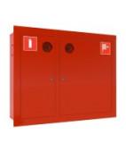 Шкаф пожарный ШПК-315ВЗ (встроенный,закрытый),красный/белый,тип: Пр/Лев