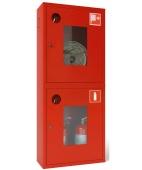 Шкаф пожарный ШПК-320НО (навесной,открытый),красный/белый,универсальный