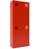 Шкаф пожарный ШПК-320НЗ (навесной,закрытый), крсный/белый, универсальный