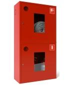 Шкаф пожарный ШПК-320-12НО (навесной,открытый),красный/белый, тип:Пр/Лев