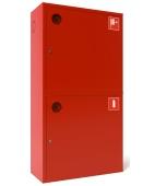 Шкаф пожарный ШПК-320-12НЗ (навесной,закрытый),красный/белый,тип:Пр/Лев
