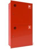 Шкаф пожарный ШПК-320-12ВЗ (встроенный,закрытый)красный/белый,тип:Пр/Лев