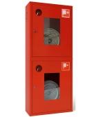 Шкаф пожарный ШПК-320-21НО (навесной,открытый), красный/белый,тип:Пр/Лев