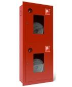 Шкаф пожарный ШПК-320-21ВО (встроенный,открытый),красный/белый,тип:Пр/Лев