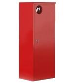Шкаф для огнетушителя закрытый навесной ШПО-102