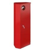 Шкаф ШПО-106 для огнетушителя (закрытый,угловой)