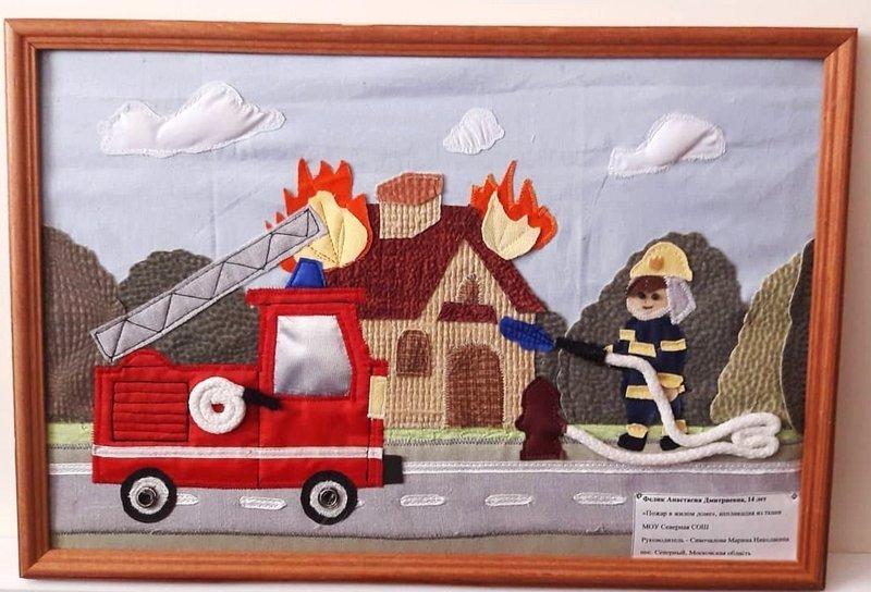 можно назвать поделки на пожарную тему в картинках своей чудесной функции