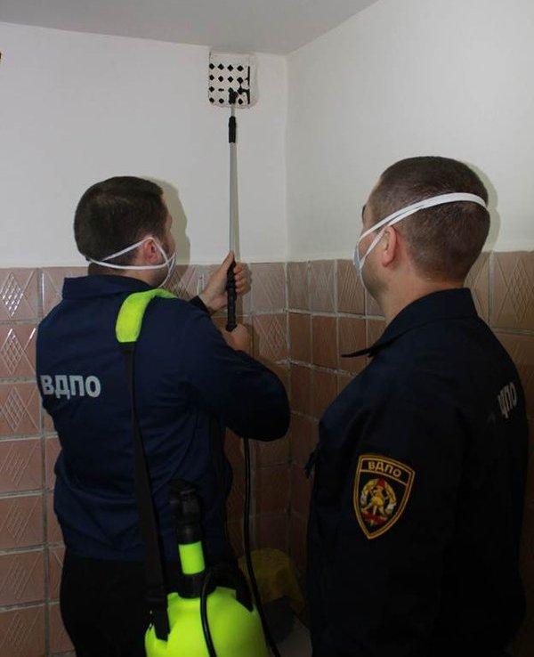 Проверка и прочистка дымоходов и вентиляционных каналов